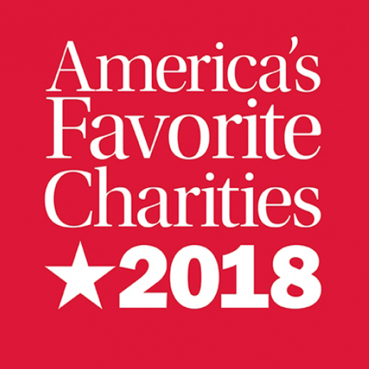 Chronicles of Philanthropy America's Favorite Charities