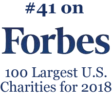 Forbes 100 Largest Charities