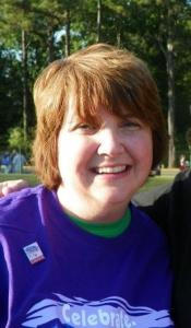 Headshot of Amy