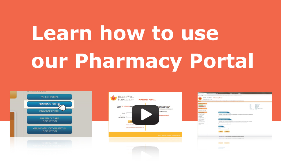 Pharmacy Portal Utilization