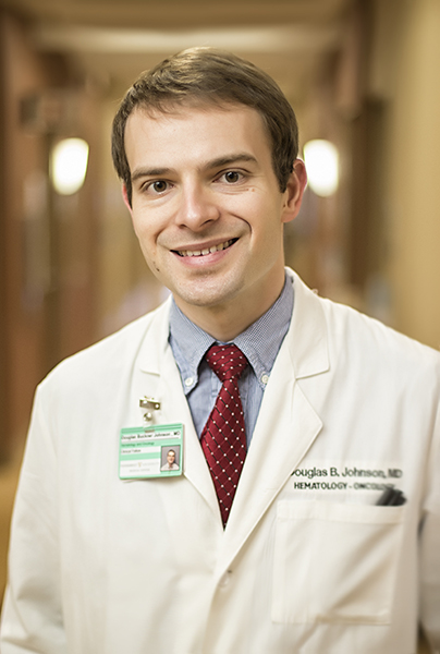 Douglas B. Johnson, MD, MSCI