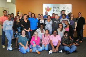 HealthWell Specialists 2018
