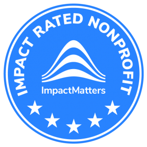 Impact Rated Nonprofit seal