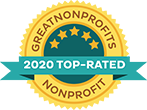 Great Nonprofits Top-rated logo