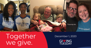 Giving Tuesday Facebook banner image