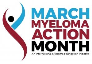 IMF Myeloma Action Month logo