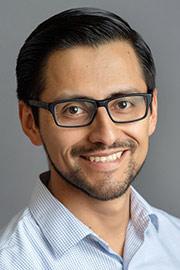 Cesar Martinez portrait