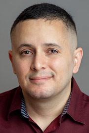 Rob Hidalgo portrait