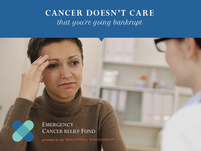 HealthWell Emergency Cancer Relief Fund