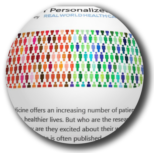 Real World Health Care Personalized Medicine Series