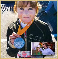 Sophie, Ambassador of HealthWell's Pediatric Assistance Fund