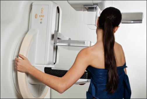 Mammogram photo